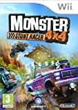 Monster 4x4 Stuntrace - with Free Wheel (Wii) - Wii Remote Not Included