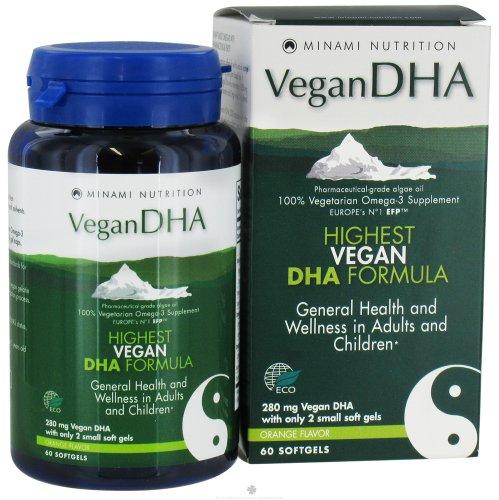Vegan Dha Omega 3