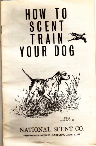 How to Scent Train Your Dog (Scent Training Retriever Gun Dogs)