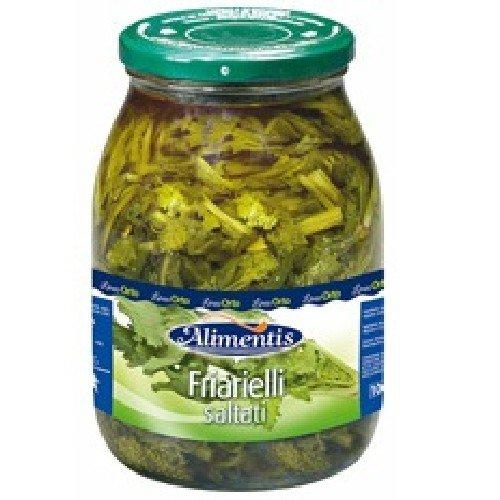 Arimentisu Furiarierri oil pickled (Neapolitan broccoli) 1000g (Pickled Broccoli compare prices)