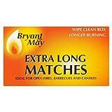Bryant & May Extra Long Matches 12 Box