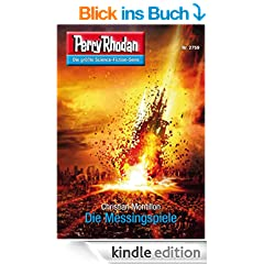 "Perry Rhodan 2759: Die Messingspiele (Heftroman): Perry Rhodan-Zyklus ""Das Atopische Tribunal"" (Perry Rhodan-Erstauflage)"