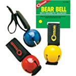 Coghlans-Bear Bell W/Magnetic Silence...