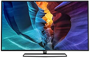 "Philips 6000 series 40PUK6400 40"" 4K Ultra HD Smart TV Wi-Fi Black - LED TVs (4K Ultra HD, Android, Android 5.0 Lollipop, A+, 16:9, Black)"