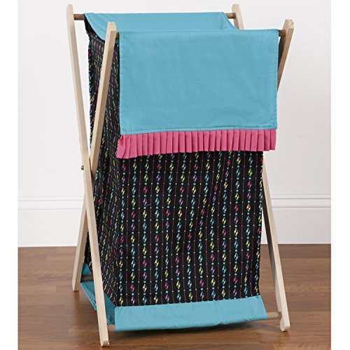 Turquoise And Pink Baby Bedding