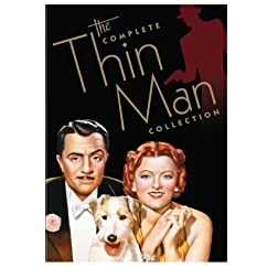 Complete Thin Man Collection