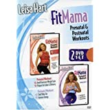 Leisa Hart: Fitmama - Prenatal and Postnatal Pregnancy Workout 2 DVD Set ~ Leisa Hart