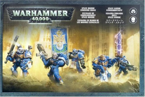 Space Marine Command Squad Warhammer 40k (Space Marine Apothecary compare prices)
