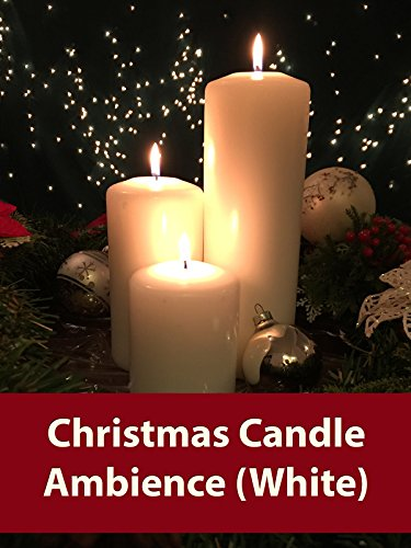 Christmas Candle Ambience (White)