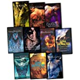 Gena Showalter Lords of the Underworld 10 Books Collection Pack Set RRP: £72.9 (The Darkest Kiss , The Darkest Lie , The Darkest Whisper, The Darkest Night , Darkest Passion , The Darkest Pleasure, Dark Beginnings ,The Darkest Surrender , Darkest Seduction, The Darkest Secret)