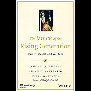 The Voice of the Rising Generation Audiobook