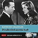 Straßenbekanntschaft Hörspiel von Raymond Chandler Gesprochen von: Ulrich Pleitgen