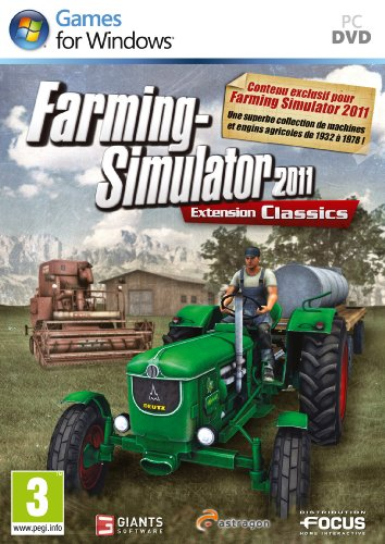 Farming Simulator 2011 Classic-add-on - French only - Standard Edition
