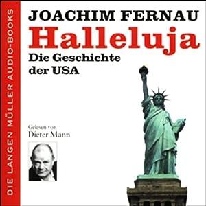 Halleluja. Die Geschichte der USA Hörbuch