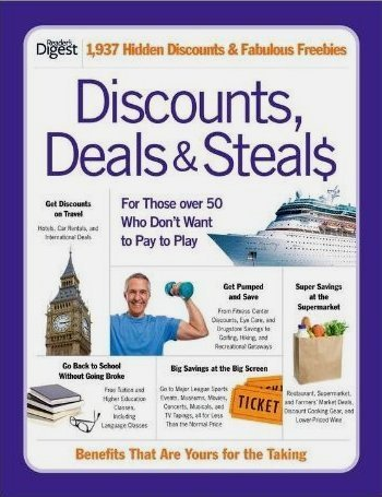 Discounts, Deals & Steals: For Those Over 50 Who Don't Want to Pay to Play