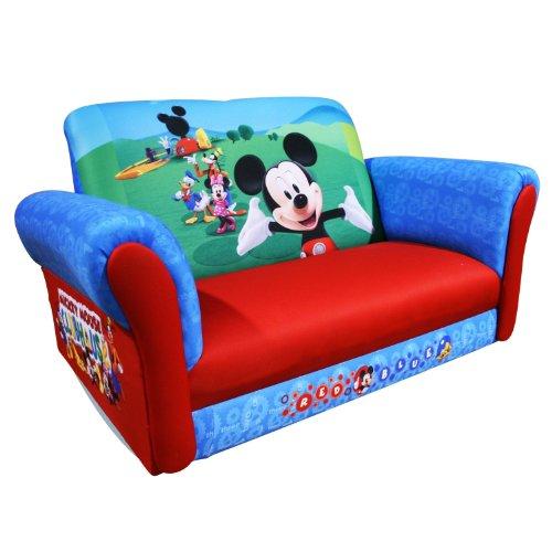 Disney Rocking Sofa, Mickey Mouse Club House