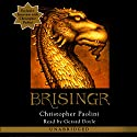 Brisingr: The Inheritance Cycle, Book 3 (       UNABRIDGED) by Christopher Paolini Narrated by Gerard Doyle