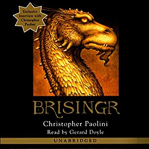 Brisingr Audiobook