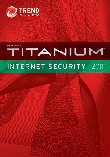 Trend Micro Titanium Internet Security 2011 - 1 User [Download]