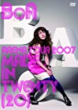 "BoA ARENA TOUR 2007 ""MADE IN TWENTY(20)""【期間限定生産】 [DVD]"