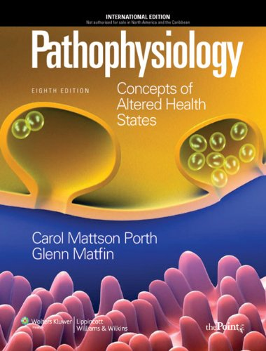 Pathophysiology: Concepts of Altered Health States
