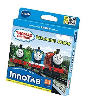 VTech InnoTab Software: Thomas & Friends - Exploring Sodor
