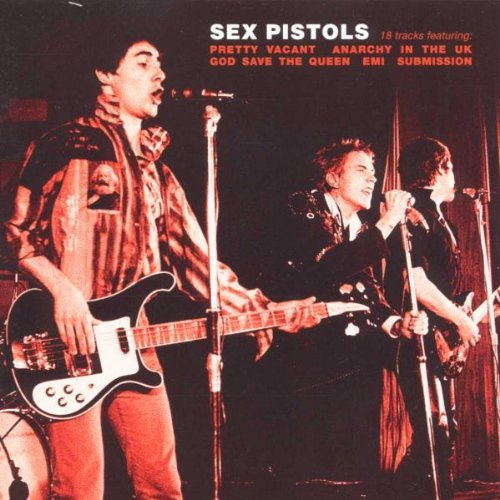 Sex Pistols Archive by Sex Pistols (1997-11-04)