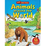 Animals Around the World Lift the Flapby Deborah Chancellor