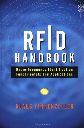 RFID Handbook: Radio-Frequency Identification Fundamentals and Applications