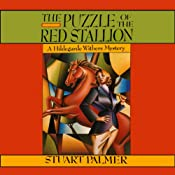 The Puzzle of the Red Stallion: Hildegarde Withers, Book 6 | Stuart Palmer