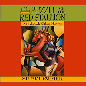 The Puzzle of the Red Stallion Hörbuch