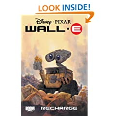 Wall E: Recharge (Disney Pixar)