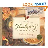 Thanksgiving: A Time to Remember