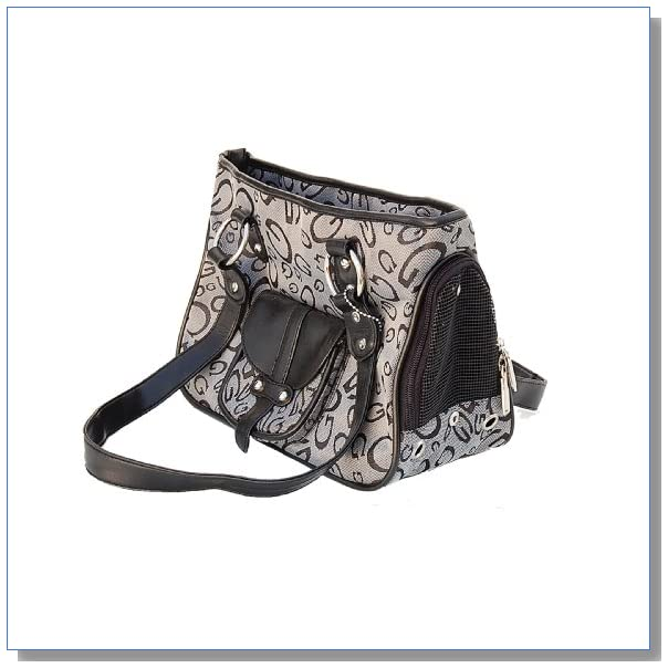 Anima Designer Printed Purse, 14.5-Inch by 6-Inch by 10-Inch