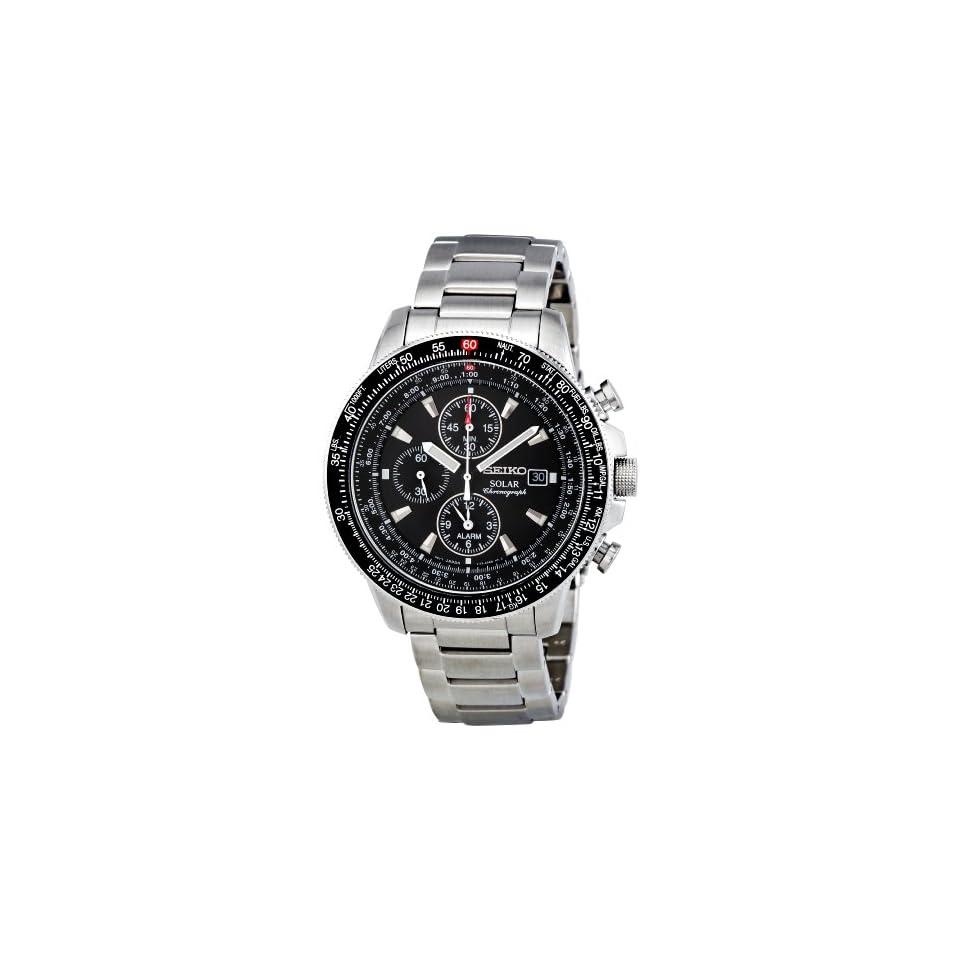 Mens SNAD05 Flight Computer Silver Tone Watch Explore similar items
