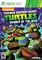 Teenage Mutant Ninja Turtles: Danger of the OOZE - Nintendo 3DS by Activision Inc.