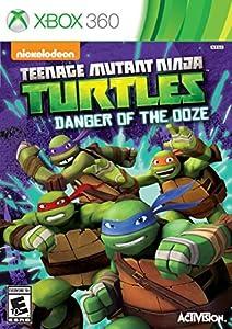 Teenage Mutant Ninja Turtles: Danger of the OOZE - Nintendo 3DS by Activision Inc.
