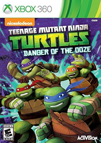 Teenage Mutant Ninja Turtles: Danger of the OOZE - Xbox 360 (Ninja Turtle Xbox360 compare prices)
