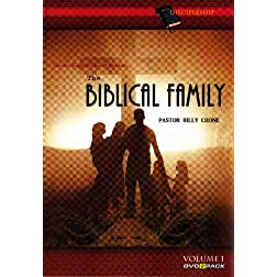 The Biblical Family, Volume 1