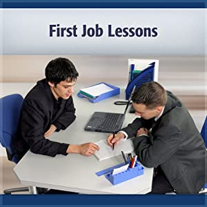 First Job Lessons Audiobook