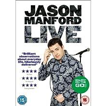 Live 2011 Performance by Jason Manford Narrated by Jason Manford