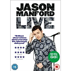 Live 2011 | [Jason Manford]
