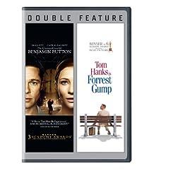 Curious Case of Benjamin Button / Forrest Gump