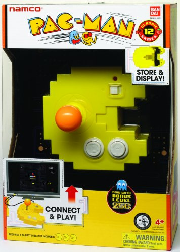 Pac-Man Connect and Play
