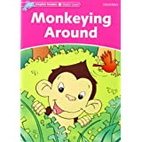 Dolphin read start monkeying aro (Dolphin Readers)