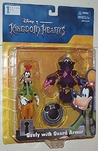 Kingdom Hearts: Goofy with Guard Armor