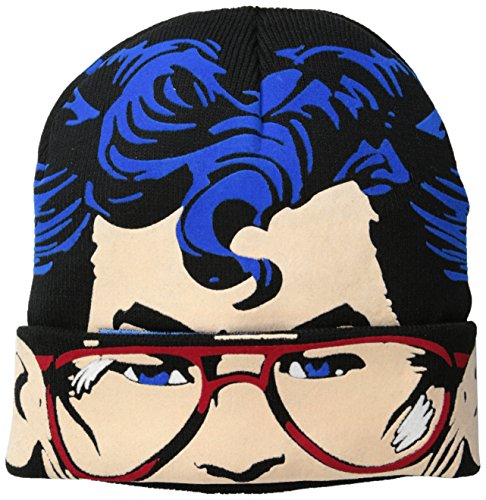 Superman Men's Flip Mask Beanie