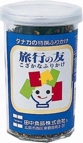 田中食品 ビンふりかけ 旅行の友 70g×10個