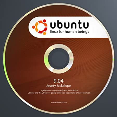 Ubuntu 9.04 Desktop Edition