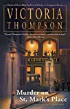 Murder on St. Mark's Place (Gaslight Mystery) (0425239721) by Thompson, Victoria